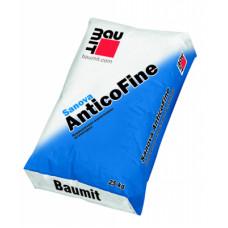 ИЗВЕСТКОВАЯ ШТУКАТУРКА Baumit Sanova AnticoFine 25кг